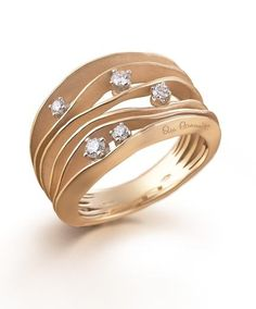 Annamaria Cammilli ring...pinned by ♥ wootandhammy.com, thoughtful jewelry.