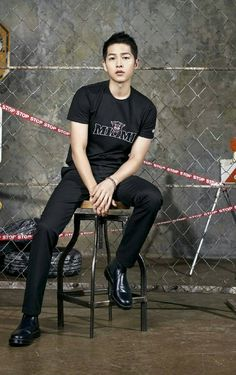 my 1 luv sjk Hot Korean Guys, Korean Men, Descendants, Korean Celebrities, Korean Actors, Everything Song, Song Joong Ki Photoshoot, Soon Joong Ki, Sun Song