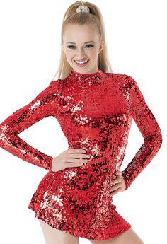 Ultra Sparkle Mini Dress