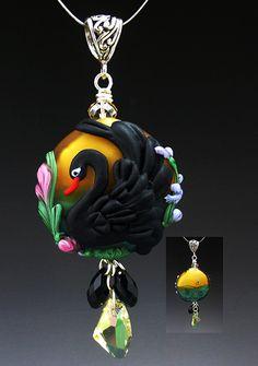 LandS Arts Rebecca Jurgens : Black Swan