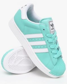 Adidas Women Shoes - Adidas Women Green Superstar 2 W Sneakers. Just make  the white gray. Then they wont get as dirty - We reveal the news in  sneakers for ... b069643ef