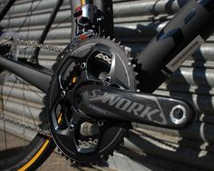 S-Works FACT 11r carbon frame & fork | S-Works FACT carbon 52/36T chainset | Shimano Dura Ace Di2 22 speed gears & brakes | Roval Rapide CLX 40 wheelset | Specialized Turbo Cotton 320TPI 24c folding tyres