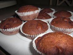 Muffins mele e cacao – Vegan