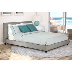 Varick Gallery® Ammerman Upholstered Platform Bed
