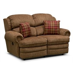 Cheers Furniture Pillow Arm Reclining Sectional Sofa With