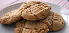 Chunky peanut butter gives these easy-to-bake cookies a delicious crunch.
