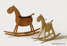 Mustang детская лошадка-качалка от Sixay