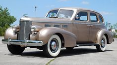 1938 Cadillac Series 65 Five-Passenger Sedan
