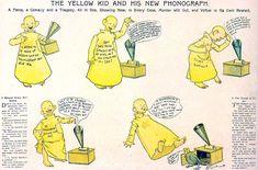 Richard Outcault, Yellow Kid, 25.10.1896