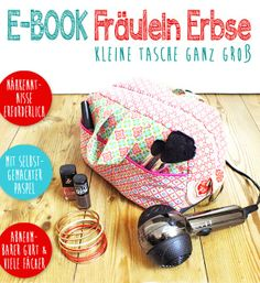 E-Book. Nähanleitung. Sewing Pattern. Tasche. Bag.