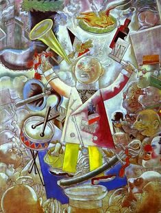 George Grosz: The Agitator 1928