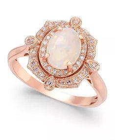 ctw G-H,I2-I3 Diamond Stackable Band 14K Rose Pink Gold Details about  /1//10 Carat