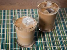 Get Iced Cafe Cubano Recipe from Food Network Tricia Yearwood Recipes, Trisha Yearwood, Cubano Recipe, Trisha's Southern Kitchen, Cafe Cubano, Smoothie Drinks, Smoothies, Incredible Edibles, Deserts