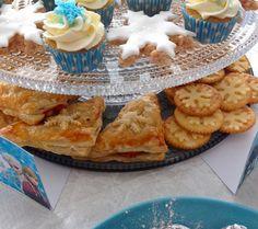 Bake My Day: Frozen syntymäpäiväjuhlat / Frozen birthday party
