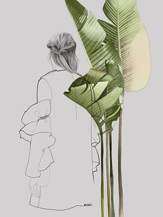 Fashion Illustration - Agata Wierzbicka