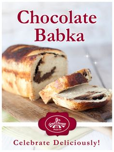 This eastern European dessert bread gained star status in a classic episode of Seinfeld. Jerry and Elaine didn't get to the bakery in time to buy the very last Chocolate Babka. The entire, hilarious show centered on the Babka debacle. Well, we won't leave you empty handed! Enjoy this wonderful yeasted bread featuring a rich chocolate swirled center. Its made-from-scratch and from-the-heart from your friends at Great Harvest.