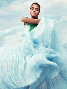 daniela braga by henrique schiefferdecker for harper's bazaar brazil january 2016 | visual optimism; fashion editorials, shows, campaigns & more!