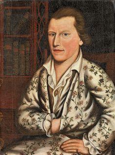 Prince Demah Barnes (d 1778) Portrait of William Duguid, Boston, Massachusetts. 1773  Metropolitan Museum of Art     The Metropolitan M...