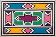 ndebele pattern \ ndebele pattern + ndebele pattern art + ndebele pattern design + ndebele pattern template + ndebele pattern dress + ndebele pattern black and white + ndebele pattern beadwork Pattern Art, Pattern Design, Print Patterns, Pattern Dress, African Design, African Art, Ethnic Design, Primary School Art, Tribal Art