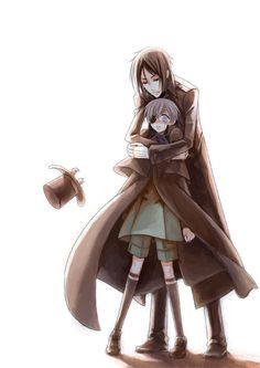 Sebastian doesn't like look like about to let Ciel go anytime soon.