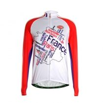 TVSSS Men s Winter Cycling Jerseys 2017 with France Flag The Tour De France  Cycling in Race 718354353