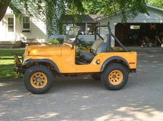 Willys CJ-5 - Photo submitted by Tom Hemauer.