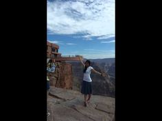 Grand Canyon West Rim, Skywalk and Eagles Point on Hualapai Tribe Land 7...