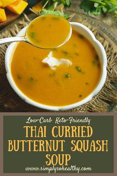 410 Best Low Carb Soups Images In 2020 Soup Recipes Food