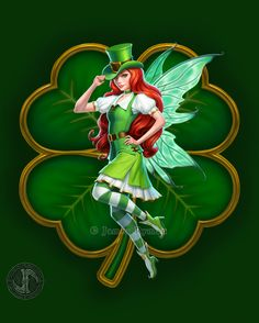St Patricks Day Fairy by JamesRyman on DeviantArt patricks day images pictures St Patricks Day Fairy by JamesRyman on DeviantArt Leprechaun Pictures, Leprechaun Girl, Saint Patricks Day Art, Happy St Patricks Day, St Patricks Day Wallpaper, Irish Tattoos, St Patrick's Day Decorations, Fairy Pictures, Beautiful Fairies