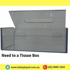 Need to a Tissue Box  #tissuebox #plasticfabrication #fabrication