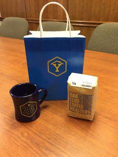 Yellowhouse Coffee Gift Bag--Valued at $30--Bidding starts at $5.00