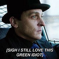 Can't hide the truth Ozzie Gotham Series, Gotham Cast, Gotham Tv, Penguin And Riddler, Penguin Gotham, Tim Drake Batman, Batman Robin, Batman Comic Art, Batman Comics