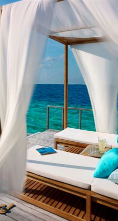 Dusit Thani...Maldives - For more information: ASPEN CREEK TRAVEL - karen@aspencreektravel.com