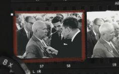 Mosca, Sokolniki Park. È il 24 luglio 1959. Ad incontrarsi non sono solo due leader politici: ma due sistemi di pensiero, due filosofie, due...