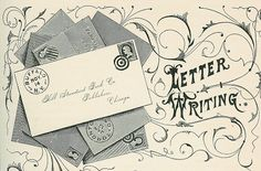 I would love to help bring letter writing back... I love this!  Now if only I could write a letter that someone other than me could read...