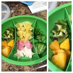 Healthy toddler lunch - Something Different for Edwim