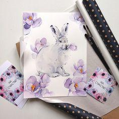 #4 готов) А вот и открытка из того рисунка♡буду отдавать вместе с заказами