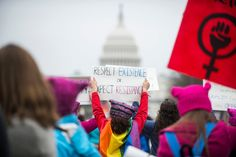 89 Badass Feminist Signs From The Women's March On Washington   The Huffington Post