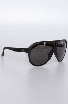 E.C.O. Sunglasses by Dragon Eyewear: Simple and elegant.