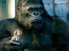 King Kong: Naomi Watts & King Kong