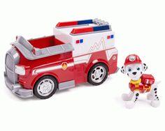 Paw Patrol Rescue Marshall 8615