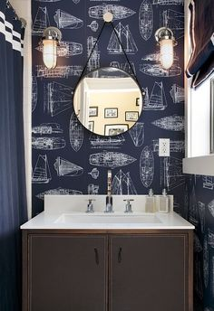 Imagine these bathrooms without it: |Designed by:Artistic Designs for Living, Tineke Triggs