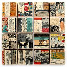 Sushipot: New Collage Blocks