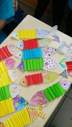 Imagem - Educação Infantil - Aluno On Kids Crafts, Crafts For Kids To Make, Art For Kids, Diy And Crafts, Arts And Crafts, School Art Projects, Projects For Kids, Art School, Church Crafts