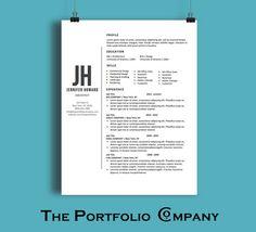 resume template cv template cover letter letterhead
