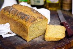 La Cucinetta: Pão de cenoura e chia para cafés da manhã sem tédio