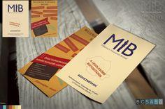 Leaflet for Millenium Insurance Broker