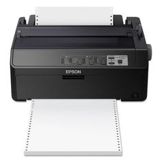 Dot-Matrix Up to 618 CPS Fast Draft 12 Cpi,Up to 400 Cp 2580+ Monochrome