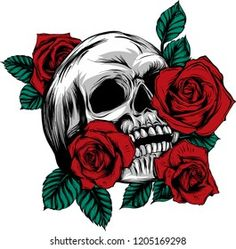 Rose On Fire, Skull Fire, Fire Drawing, Fire Tattoo, Black Rose Tattoos, Sugar Skull Tattoos, Skull Wallpaper, Fire Art, Skulls And Roses