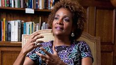 Michaelle Jean. Often accused of being a 'loose cannon' (maybe because she actually had opinions? :) which makes me love her even more.